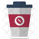Cold Coffee Cup Icon