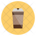 Bottle Cafe Coffee Icon