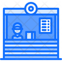 Takeaway counter Icon