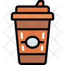 Coffee Drinks Take Away Icon