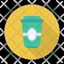 Takeaway Coffee Tea Icon