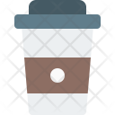 Takeaway Coffee Cup Icon