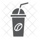 Takeaway Cup Ice Icon