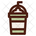 Takeaway Cup Cream Icon