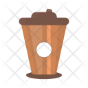 Takeaway Cup Glass Icon