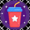 Takeaway Drink Icon
