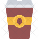 Glass Coffee Drink Icon