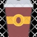 Takeaway Glass Icon