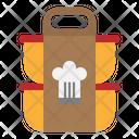 Takeaway Meal Box Icon