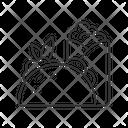 Linear Icon Mexican Icon