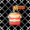 Takeaway Noodles Icon