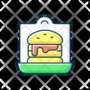 Color Icon Fast Food Icon