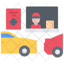 Takeaway service Icon