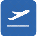Airbus Takeoff Airport Icon