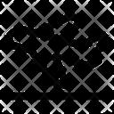 Takeoff Departure Plane Icon