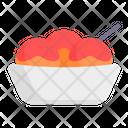 Takoyaki Meat Ball Ball Icon