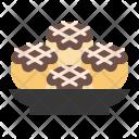 Takoyaki Food Japan Icon
