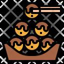 Takoyaki Food Icon