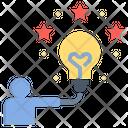 Talent Idea Gift Icon