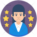 Talent Genius Evaluation Icon