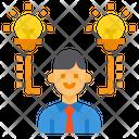 Talent Skills Recruitment Icon