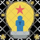 Talent Star Icon
