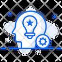 Talent Management Talent Development Idea Management Icon