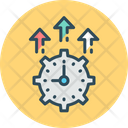 Talent Management Genius Tasks Icon