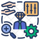 Talent Management System Icon