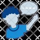Talk Conversation Dialogue Icon