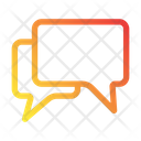 Talk Comment Chat Icon