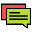 Talk Comment Dialogue Icon