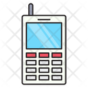 Mobile Phone Talkie Icon