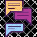 Talking Speaking Talk Icon