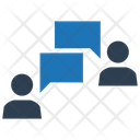 Talking Discussion Communication Icon