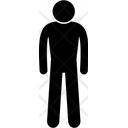 Tall Man Icon