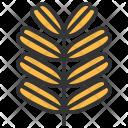 Tamarind Leaf Greenery Icon