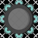 Tambourine Musical Instrument Instrument Icon