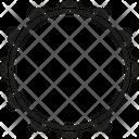 Tambourine Jingle Rhythm Icon