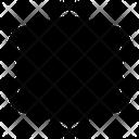 Tambourine Melody Rhythm Icon