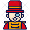 Amusement Carnival Parade Icon
