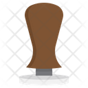 Tamper Drink Food Coffee Beans Icon