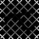 Tangent Icon
