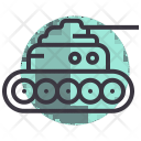 Tank Military Battle Icon