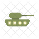 Tank War Battle Icon