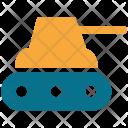 Tank Military War Icon