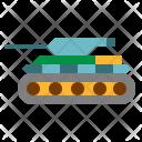 Tank Military Icon