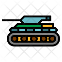 Tank Soldier Transportation Icon