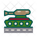 Tank Military Military Weapon Icon