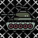 Tank Military Ary Icon
